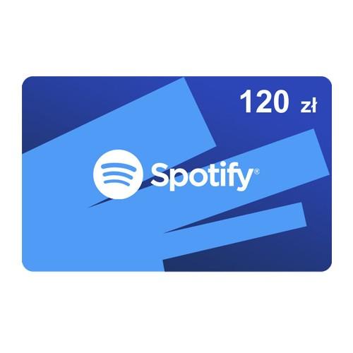 Usługa Spotify Premium 6 miesięcy